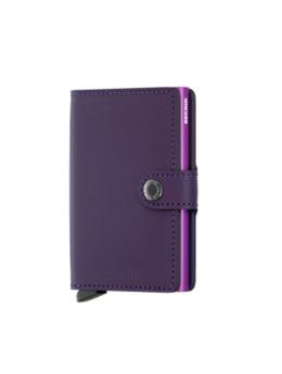 Secrid Geldbeutel Miniwallet Matte violet