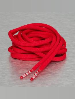 Seven Nine 13 Kengännauha Hard Candy Round punainen