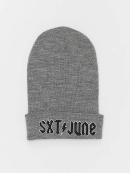 Sixth June Hat-1 Sixth June Logo gray