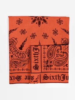 Sixth June Hodetørkler/Hodeskjerf Logo oransje