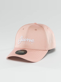 Sixth June Snapback Cap Sixth June Cap pink