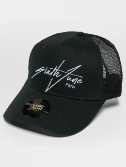 Sixth June Trucker Cap Black