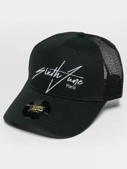 Sixth June Trucker Cap Black