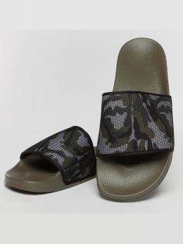 Slydes Badesko/sandaler Carter  khaki