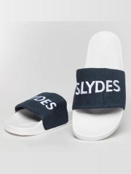 Slydes Chanclas / Sandalias Plya  blanco