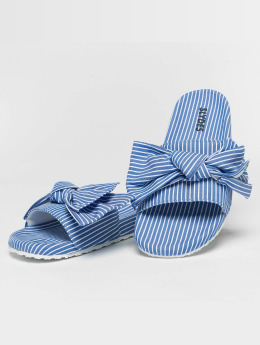 Slydes Slipper/Sandaal Brighton  blauw