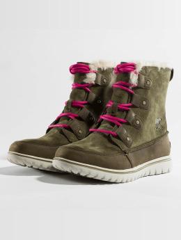 Sorel Boots Cozy Joan grün