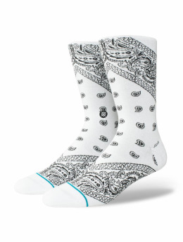 Stance Chaussettes Barrio blanc