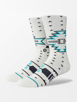 Stance Chaussettes Lecky blanc