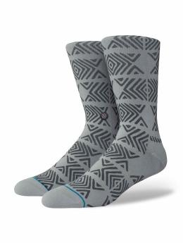 Stance Chaussettes Fait gris