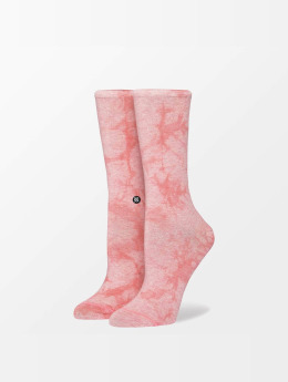 Stance Strawberry Everyday Socks Pink