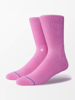 Stance Socken Icon pink