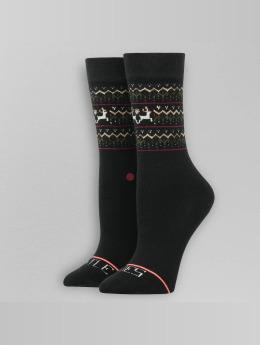 Stance Socken Mistle Toes schwarz