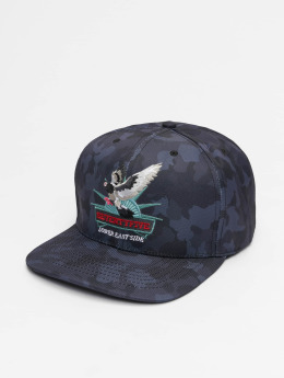 Staple Pigeon Strapback Cap Black
