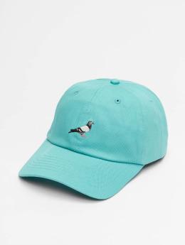 Staple Pigeon Snapback Cap Basic Twill verde
