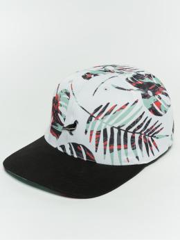 Staple Pigeon Jungle Snapback Cap White