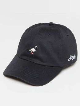 Staple Pigeon Snapback Caps Pigeon Dad modrý