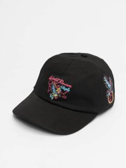 Staple Pigeon Snapback Caps Pigeon Twill svart