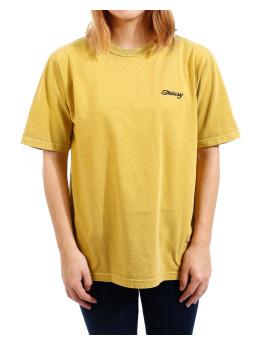 Stüssy T-Shirt  gelb