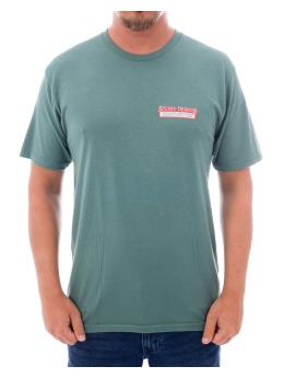 Stüssy T-Shirt  grün