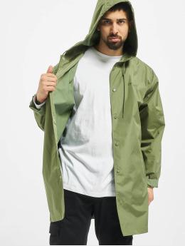 Stüssy Winterjacke Tony Long Hooded Coach Jacket grün