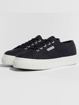 Superga Sneaker Cotu blau