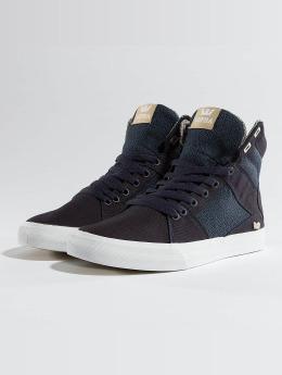 Supra Sneaker Aluminium blau