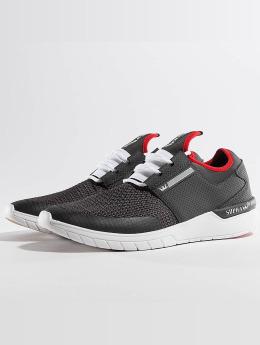 Supra Sneaker Flow Run grau