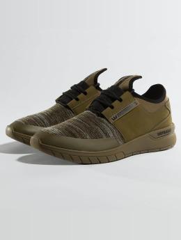 Supra sneaker Flow Run olijfgroen