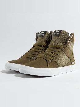 Supra Sneaker Aluminium olive