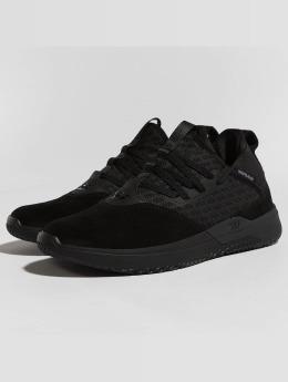 Supra Sneaker Titanium schwarz