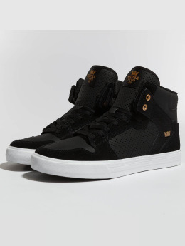 Supra Magasin De Chaussures De Sport De Haut Mens Noir / Violet 44 KOozIbAp