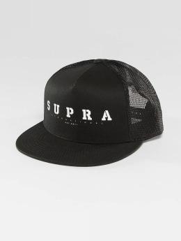 Supra Trucker Cap Heritage schwarz