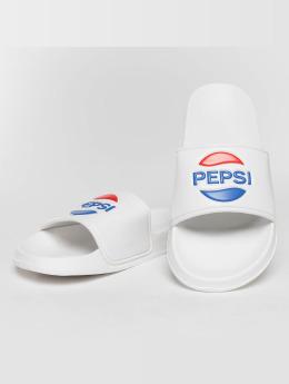 Sweet SKTBS Sandals Pepsi white