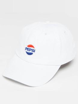 Sweet SKTBS Snapbackkeps Pepsi Gone Logo vit