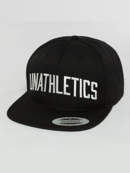 The Dudes Snapback Cap Unathletics schwarz