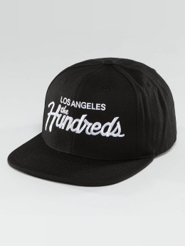 The Hundreds Snapback Cap Forever Team black