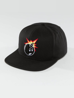 The Hundreds Snapback Cap Forever Adam black