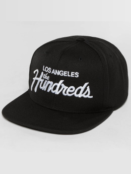 The Hundreds snapback cap Forever Team zwart