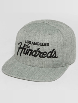 The Hundreds Snapback Caps Forever Team harmaa