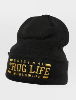 Thug Life Beanie Anaconda zwart