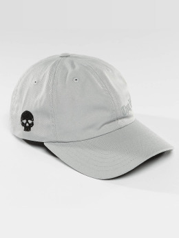 Thug Life Casquette Snapback & Strapback Curved gris