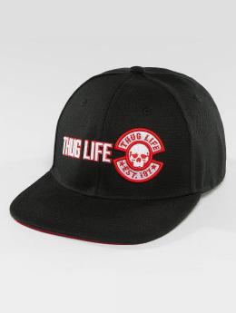 Thug Life Snapback Cap Lux black