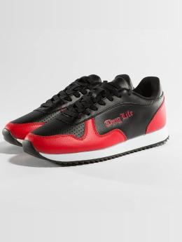 Thug Life Sneakers 187 èervená
