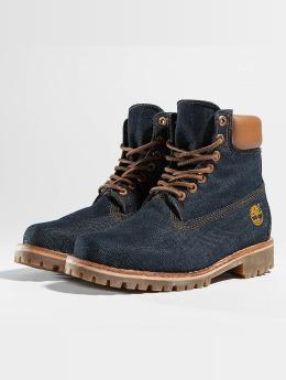 Timberland Boots Heritage 6 Fabric blauw