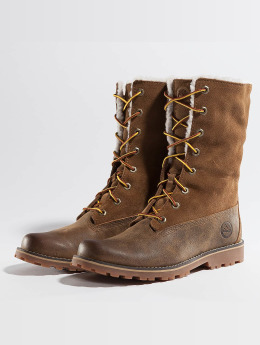 Timberland Boots 6 In Waterproof Shearling brown