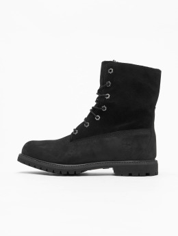 Timberland Frauen Boots Authentics Waterproof in schwarz