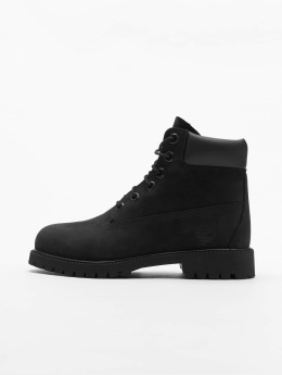 Timberland Frauen Boots 6 In Premium Waterproof in schwarz