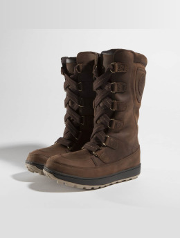 Timberland Bottes Mukuluk 8 In Lace-Up brun