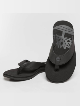 Timberland Claquettes & Sandales Wild Dunes Synth Thong noir